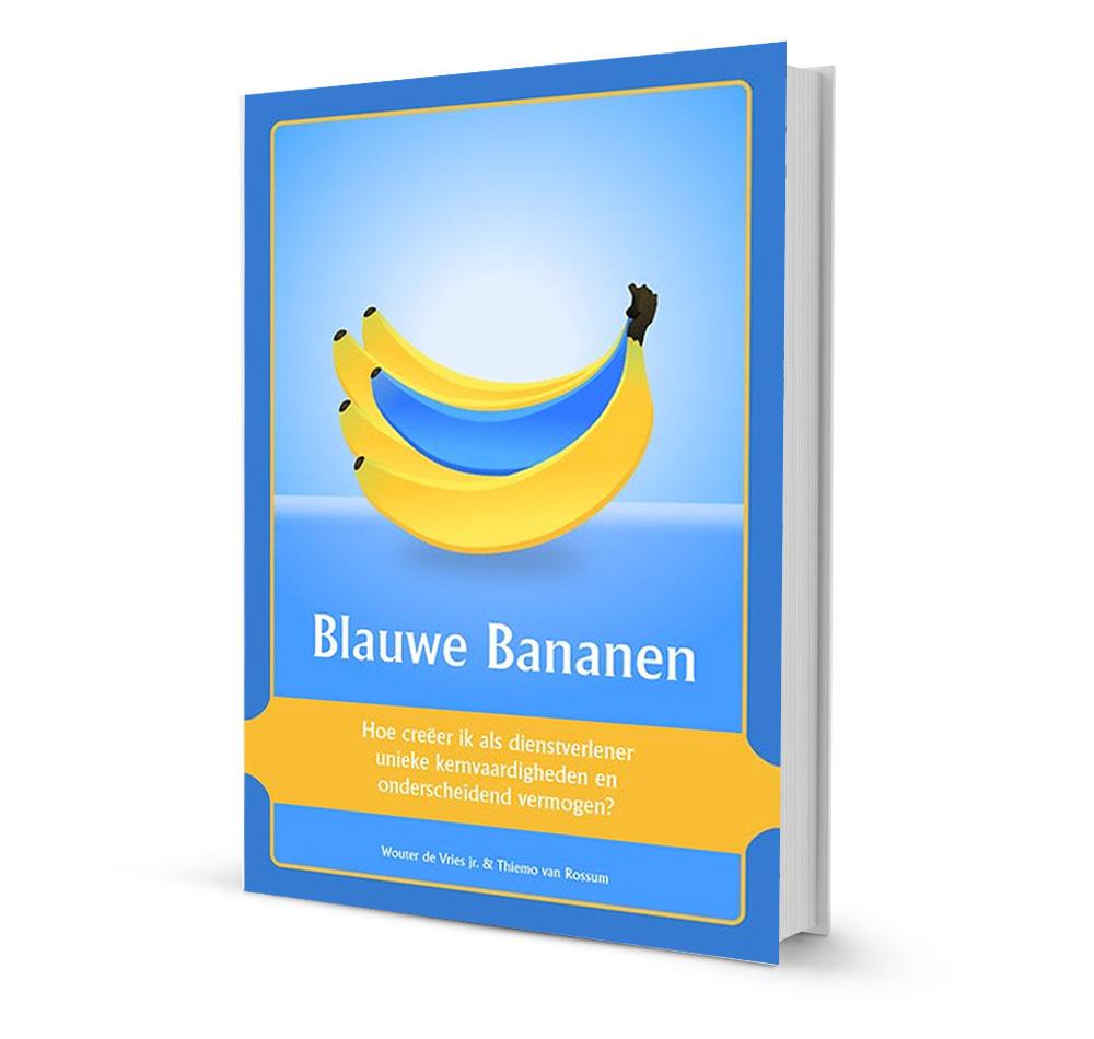 Meer dan 25 boeken geschreven door Wouter de Vries jr over dienstenmarketing