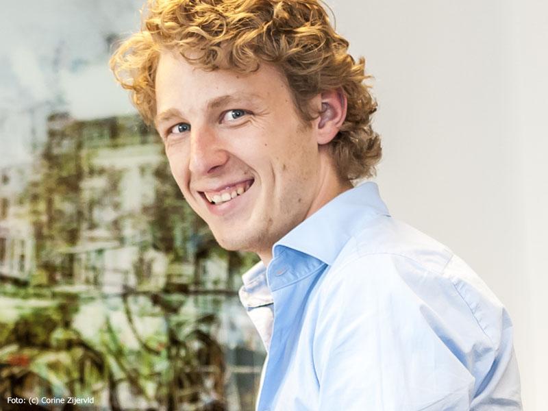 Edwin de Jong als spreker boeken