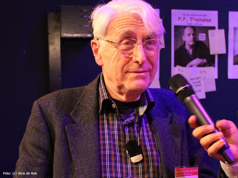 Jan van Hoof boeken als spreker