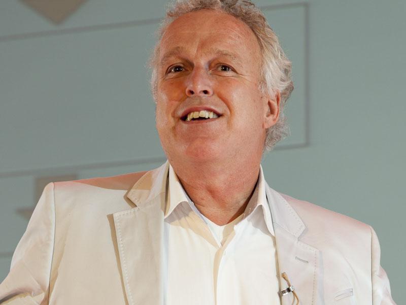 Wouter de Vries jr. boeken als inspirerende spreker